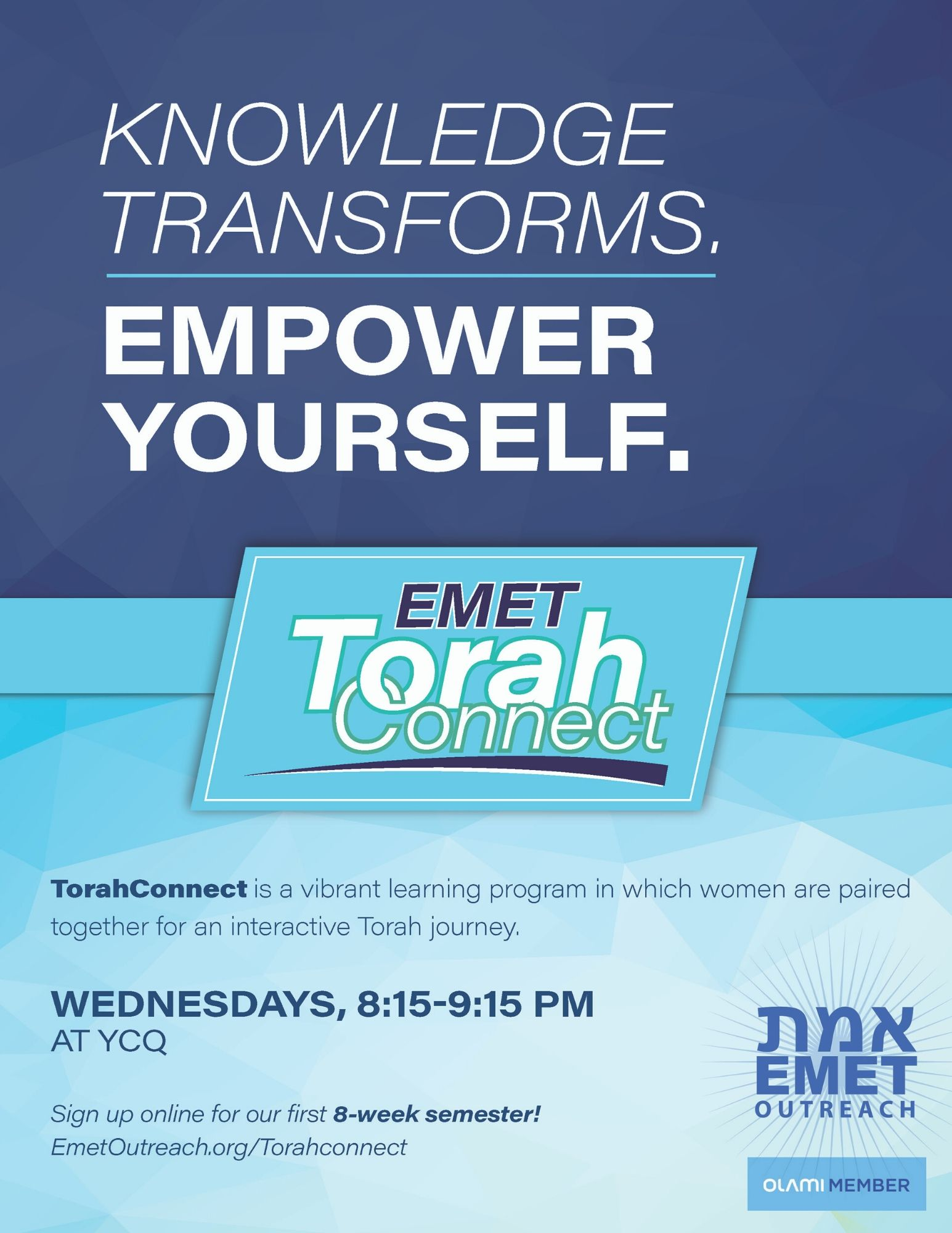 TorahConnect Women