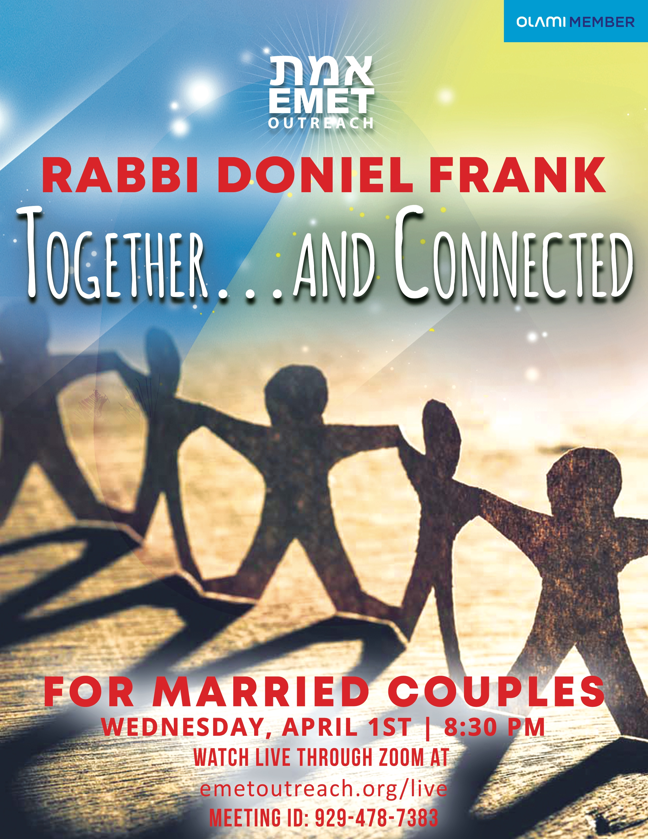 R Frank Together & Connected