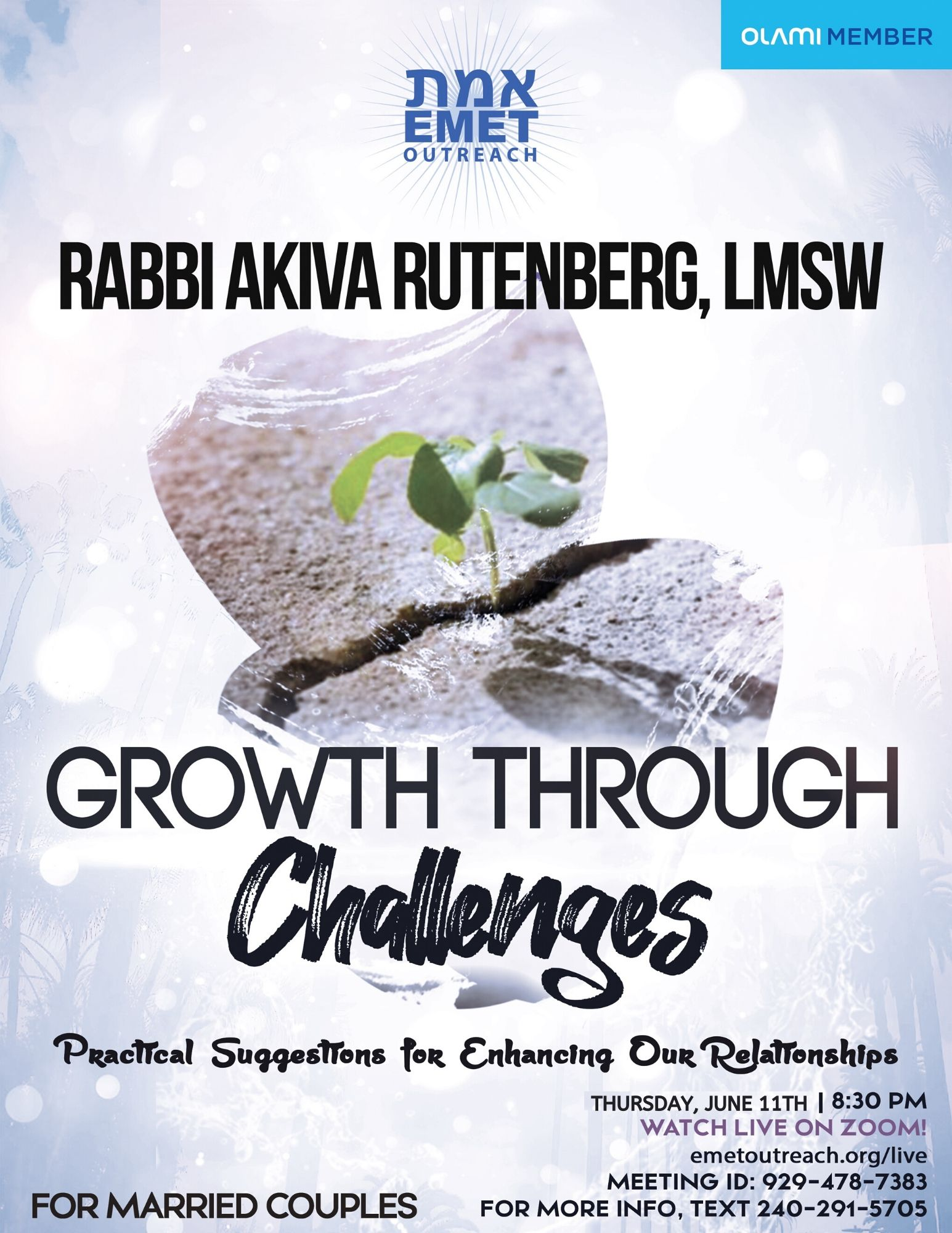 Growth through challenges